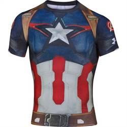 變身超級英雄!美國運動品牌Under Armour和漫威Marvel合作 推出4款英雄系列運動服飾