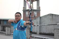 射箭好手郭佳龍 入選世青賽國家代表