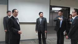 廣西經貿文化參訪團商務小組 拜會多家臺灣知名工商團體