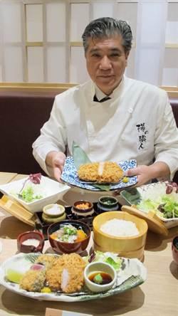 「靜岡勝政日式豬排」中友店25日開幕