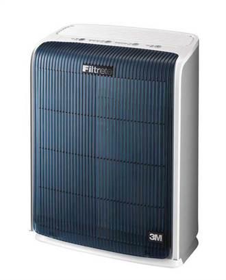 3M淨呼吸空氣清靜機對抗PM2.5 潔淨空氣品質