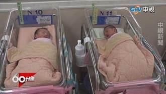 台灣生育率全球第二低!人口老化問題大!