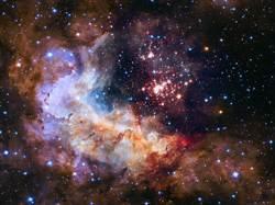 太空望遠鏡「哈伯」歡度25歲生日
