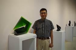 「玻璃窯鑄技法」 許文龍幻化山水成玻光
