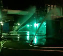 核三廠2號機組凌晨火警 廠方上午10時說明