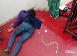 女子在桃園機場一樓梯間上吊 急救中