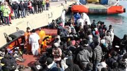法義巡防偷渡 逾千北非偷渡客獲救