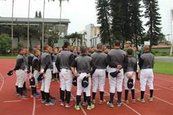 合庫棒球隊回饋基層 首站赴關西國中