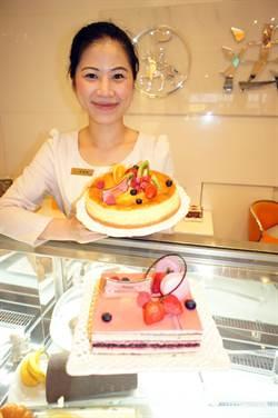 母親節蛋糕  小尺寸、養生概念最夯