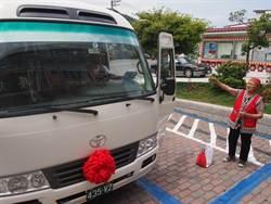 服務偏遠村落 牡丹鄉公有巴士啟用