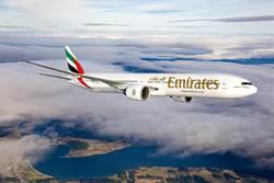 阿聯酋台北杜拜航線 6月增班12月增20%載運量