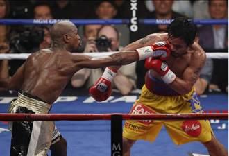 世紀拳賽隱瞞傷勢 菲律賓拳王遭控詐欺