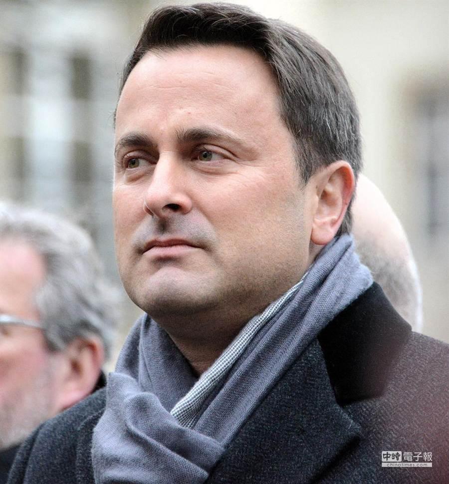 盧森堡總理貝特爾下周將與同志男友結婚。(翻攝自維基百科網站)