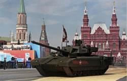 二戰勝利大閱兵 俄多款新式武器亮相