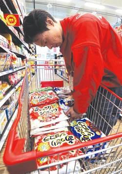 台管制日食品進口 日媒:台日貿易將陷困境