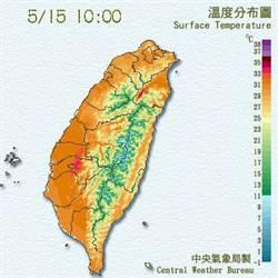 今明好天氣 「致災性」梅雨下周三報到