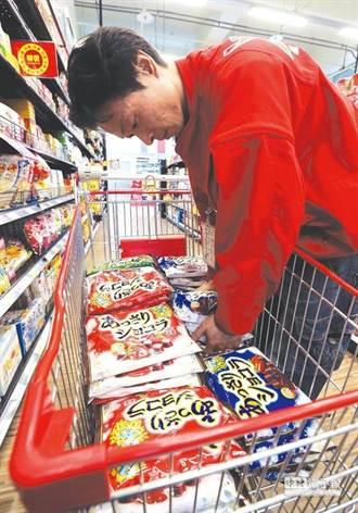 日本要求台灣撤回食品管制立場不變