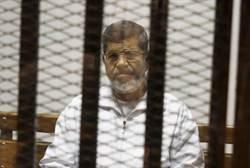 涉參與越獄 埃及前總統穆爾西遭判死刑