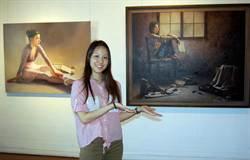 嘉義大學美展 姊妹「舞」畫獲雙料獎