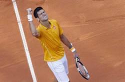 喬柯維奇擊敗費德勒 22連勝進法網賽