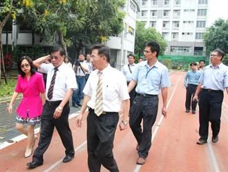 旭光高中籌建科學館  打造南投教育新亮點