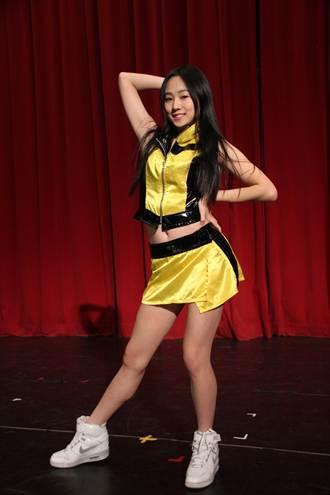 美少女許斐棋學舞8年 為了一個夢