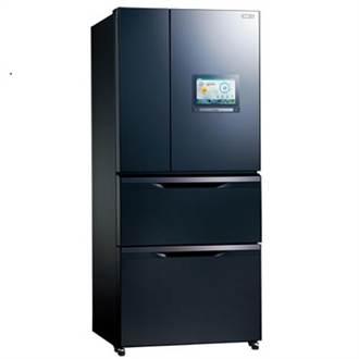 與超人食在超絕PAD的智慧型冰箱