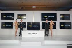 Sony 2015全新BRAVIA液晶電視發表