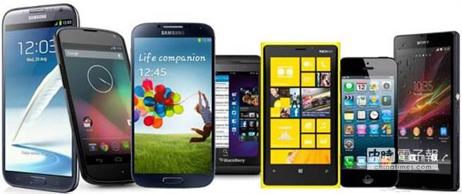 調研機構報告顯示,2015Q1全球智慧型手機前十榜單中,索尼與微軟都慘遭落榜。(取自techmagz.net)