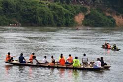 老撾翻船事故致10小學生失蹤