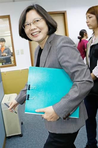 蔡英文29日訪美 民進黨:維安有適當安排