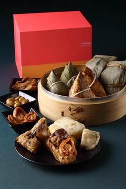 「送粽」無禁忌 端節高檔禮盒選擇多