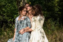 《二姊妹的情人》掀德國大文豪席勒情史