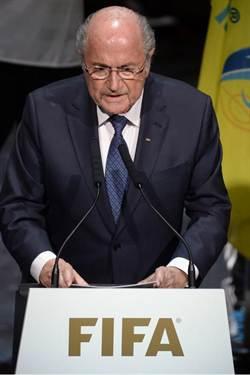 FIFA主席布拉特拒為醜聞負責