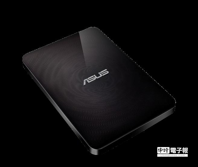 華碩隨身無線硬碟Wireless Duo,為經常使用智慧型手機與平板等行動裝置的消費者提供一安全便捷的儲存選擇。(華碩提供)