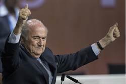 布拉特連任國際足球總會主席