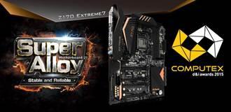 Intel下一代晶片組主機板  華擎Computex亮相