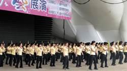 吳敦義觀賞全國舞藝表演 民眾高喊總統好