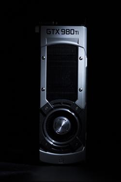 輝達全新繪圖處理器  GTX 980 Ti 登場
