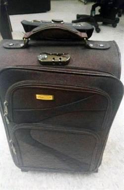 新加坡籍男子 行李箱藏海洛因闖關被逮