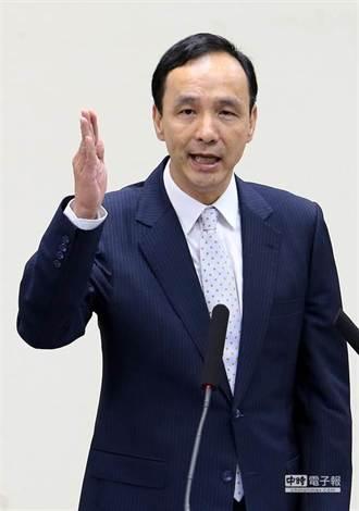 朱立倫:台灣沒有廢死的條件