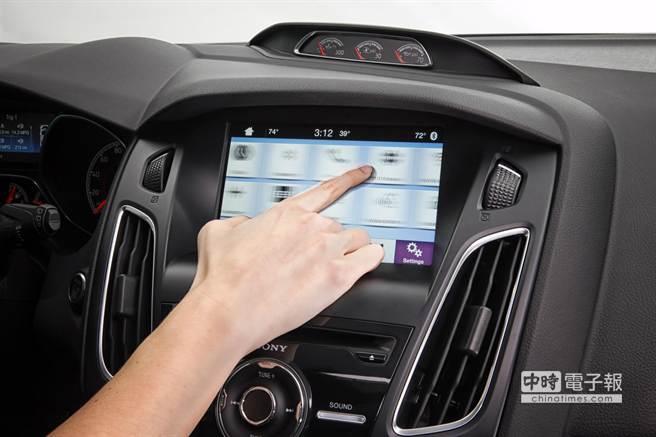 福特在台灣正式發表SYNC AppLink車用應用程式系統,並首次展示SYNC® 3娛樂通訊整合系統。(圖/福特)