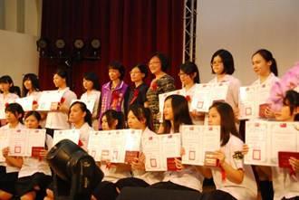 金甌女中「甌P.ARTY」畢業典禮 校長勉勵學子飛向美好未來