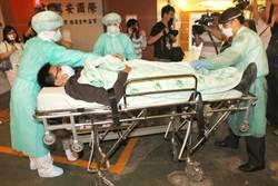 防MERS入侵 中市醫院防疫演習