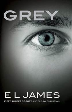 《格雷的五十道陰影》推出第二部小說 以男主角格雷為主軸 將於七月上市
