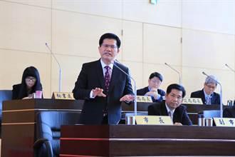 台中市設北辦 主任缺席議會挨轟
