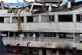 東方之星翻沉事件已找到431名遇難者遺體
