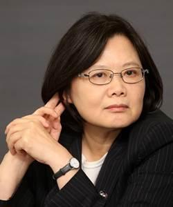 蔡英文:穩定兩岸關係是民進黨責任