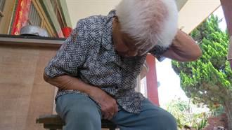 94歲嬤遭搶撞斷牙 全村要抓賊痛打