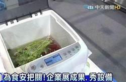 黑心止步!國際食安展北京開幕